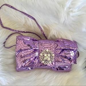 IMAN Global Chic Evening Bag